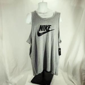Nike tank XXL Gray